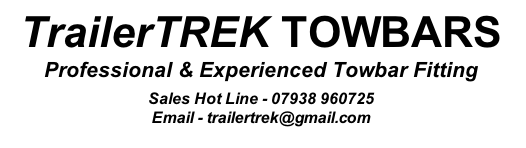 TrailerTREK TOWBARS